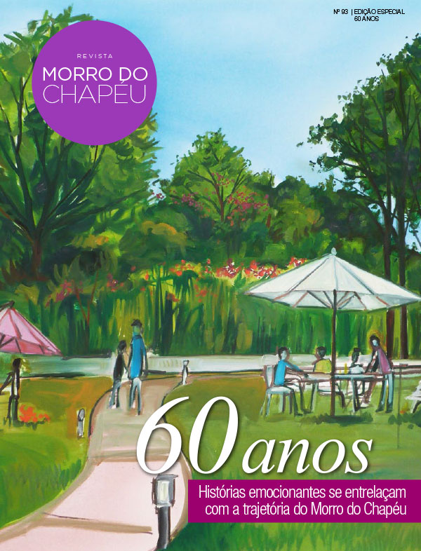 Morro do Chapéu Golfe Clube - Revista Comemorativa dos 60 Anos