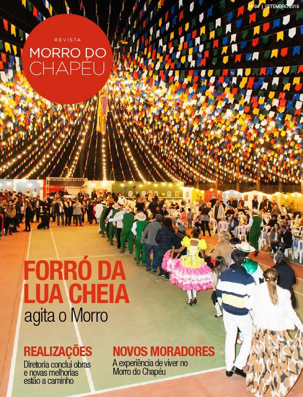 Morro do Chapéu Golfe Clube - Revista edição Setembro de 2019